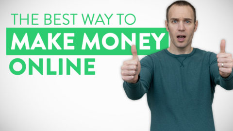 Best Way to Make Money Online? The Stock Market... (I'll Explain!)