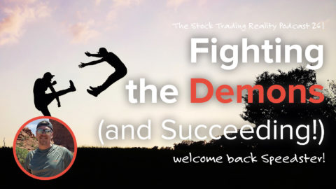 STR 261: Fighting the Demons (and Succeeding!)