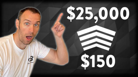 How Joey Turned $150 into $25,000 in 3 Months | Small Account Challenge