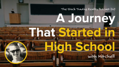 STR 260: A Journey That Started in High School