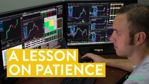 [LIVE] Day Trading | A Lesson on Patience (Whoops! My Mistake...)