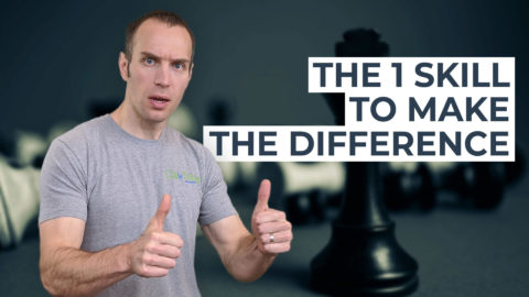 Losing 50% vs. Making 50%: The 1 Skill to Make the Difference (Stock Market 101)
