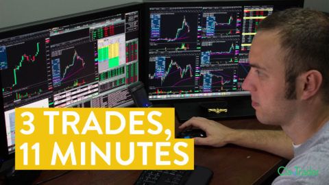 [LIVE] Day Trading | 3 Stock Trades, 11 Minutes (Did I Make Money?)