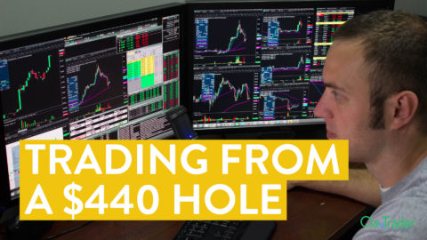 [LIVE] Day Trading | Putting Myself in a $440 Hole (Not Fun!)