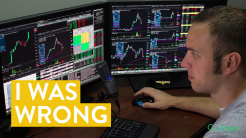 [LIVE] Day Trading | I Was Wrong (BUT still made money ... how?)
