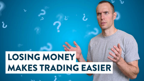 How To Make Trading Stocks Easier [by Losing Money... huh?]