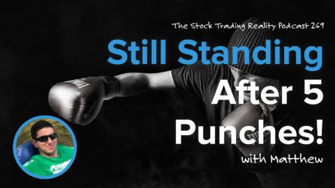 Still Standing After 5 Punches! | STR 269