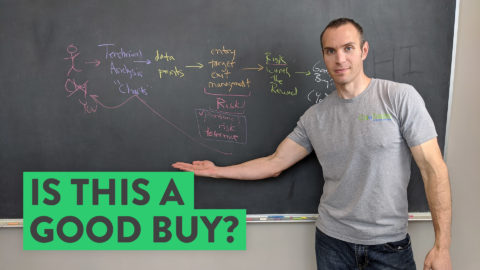 """Is This Stock A """"Good Buy""""? (How to Start Day Trading)"""