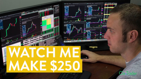 [LIVE] Day Trading   Watch Me Make $250 in 2 Minutes (Day Trader Life)