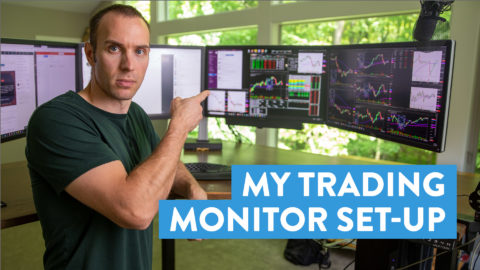 Trading Computer | My Day Trading Monitor Setup Explained [How To Guide]