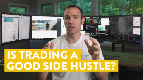 Is Day Trading Stocks A Good Side Hustle Idea to Make Money?