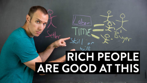 All Rich People Are Really Good at This 1 Thing