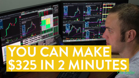 [LIVE] Day Trading | How You Can Make $325 in 2 Minutes (hint: trade stocks!)