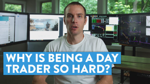 Why is Being a Day Trader So Hard? (Stock Market 101)