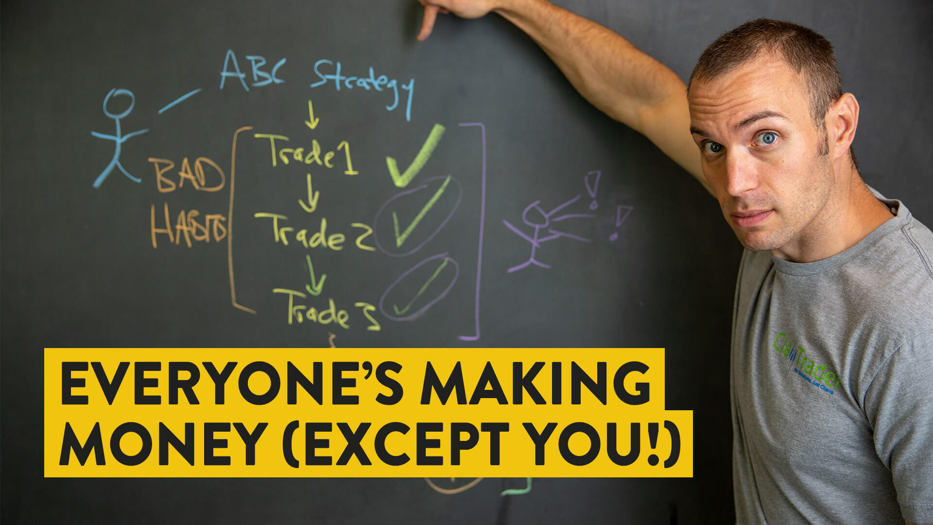 Everyone Makes Money With Penny Stocks... Except You! (why???)
