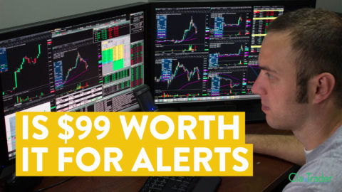 [LIVE] Day Trading | Is $99 Worth It For Stock Trade Alerts Like This? (real results...)