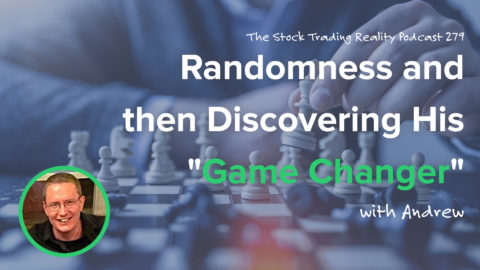 "Randomness and then Discovering His ""Game Changer"" 