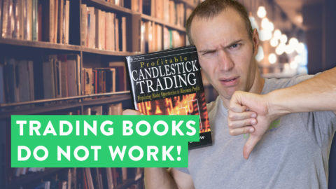 Books on How to Trade Stocks Do NOT Work (I'll Show You Why...)
