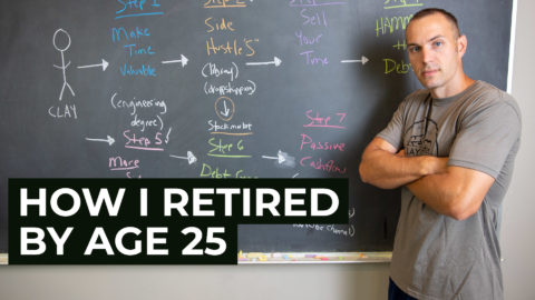 Early Retirement Strategy | How I Retired by Age 25