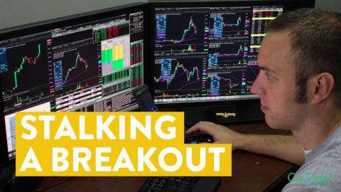 [LIVE] Day Trading | Stalking a Breakout Trade With Members...