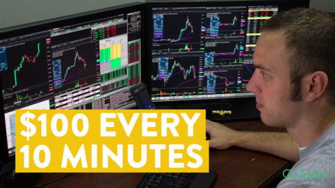 [LIVE] Day Trading | $100 Every 10 Minutes...