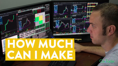 [LIVE] Day Trading | How Much Money Can I Make In (only) 30 Minutes?