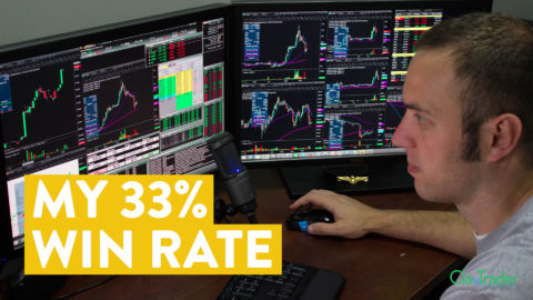 [LIVE] Day Trading | My 33% Win Rate... Ugh! It Happens...