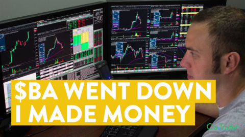 [LIVE] Day Trading | Boeing ($BA) Stock Went Down (and I Made Money!)