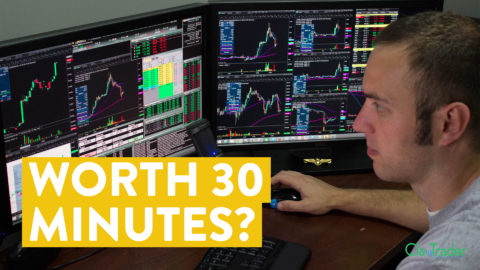 [LIVE] Day Trading   Is This Worth 30 Minutes of Your Time?