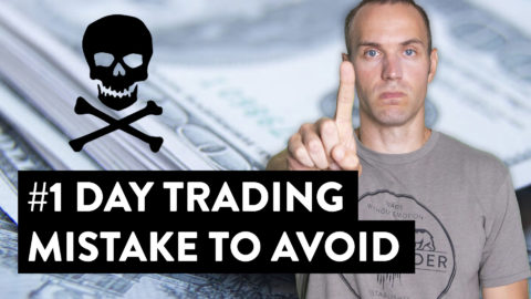 The #1 Day Trading Beginner Mistake to AVOID (with proof)