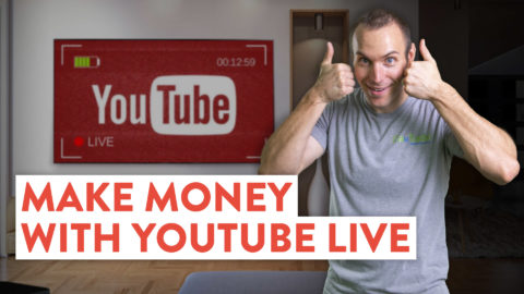 "How to Make Money With YouTube ""Live"" as a Stock Day Trader"