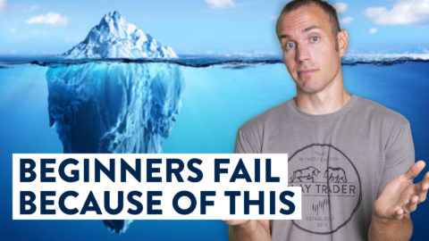 The (Hidden) Skill Causing Beginner Day Traders to Fail...