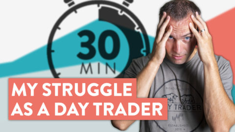 My Current Struggle as a Day Trader (September Trading Results)