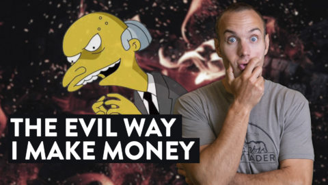 My Favorite Method to Use to Make Money as a Day Trader (it's evil...)