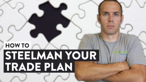 Building A Trading Strategy | Steelman Your Trade Plan [A Strategy for A Strategy]