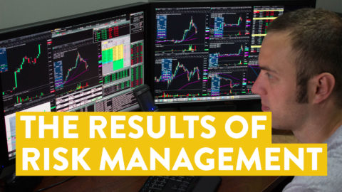 [LIVE] Day Trading | The Results of Risk Management