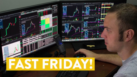 [LIVE] Day Trading | Fast Friday! $481 in 7 Minutes...
