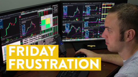 [LIVE] Day Trading | Friday Frustration (Day Trader Life)