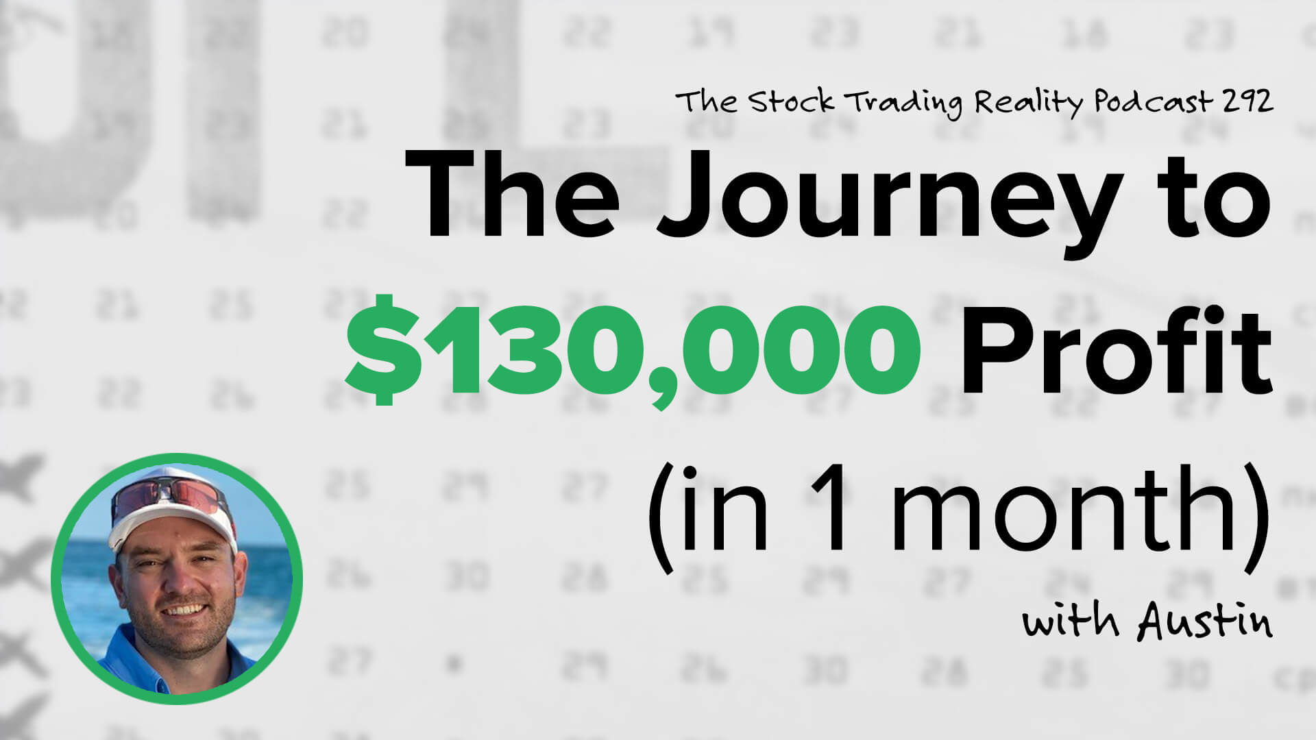 The Journey to $130,000 Profit (in 1 month) | STR 292