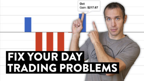 How To Fix Your Day Trading Problems [Quick and Easy Strategy]