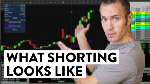 What Does Short Selling a Stock Look Like? | Shorting Explained