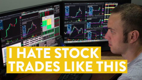 [LIVE] Day Trading | I Hate Stock Trades Like This!