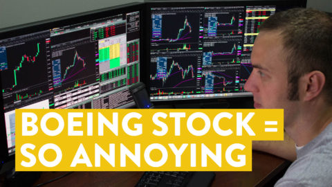 [LIVE] Day Trading | Boeing Stock = SO ANNOYING...