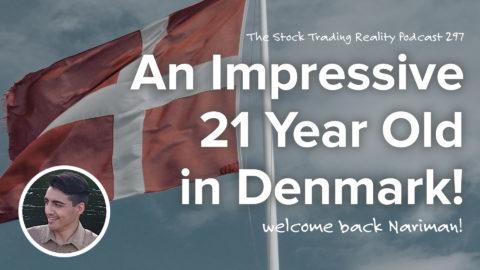 An Impressive 21 Year Old in Denmark!   STR 297