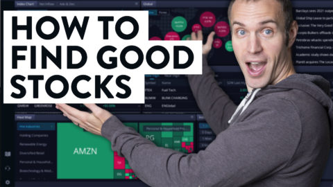 How to Find Good Stocks to Trade (Free Trading Tools)