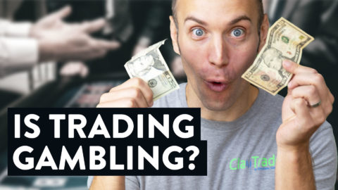 Is the Stock Market Gambling? (My Day Trading Results)