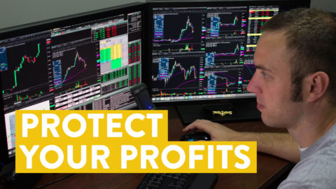 [LIVE] Day Trading | How to Protect Your Profits (Weekend Withdrawal)