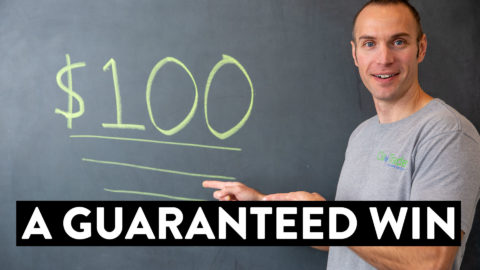 How to Play the Lottery For $100 (and guarantee a win)
