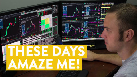 [LIVE] Day Trading | These Days Amaze Me! Follow Your Strategy...