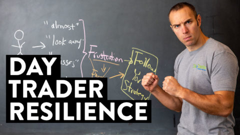 The Results of Day Trader Resilience... Follow Your Strategy!